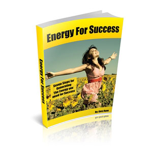 Energy For Success - Gary Ryan
