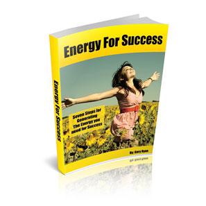 Energy For Success - Gary Ryan